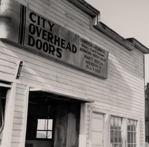 City Overhead Doors in the early 1950's