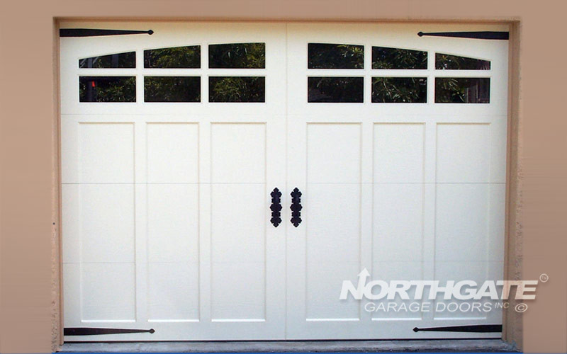 Carriage Style Steel Northgate Garage Doors Inc : northgate doors - pezcame.com