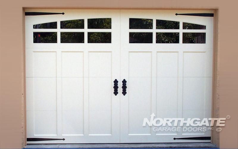 Carriage Style Steel Northgate Garage Doors Inc & Northgate Garage Door - Garage Designs