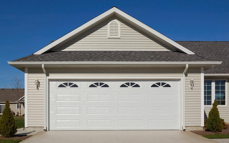 Traditional Steel Northgate Garage Doors Inc