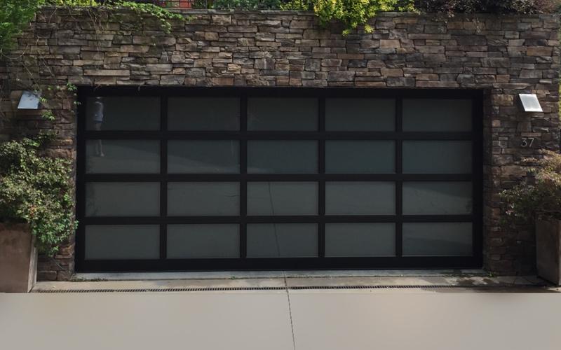 Aluminum Amp Glass Northgate Garage Doors Inc