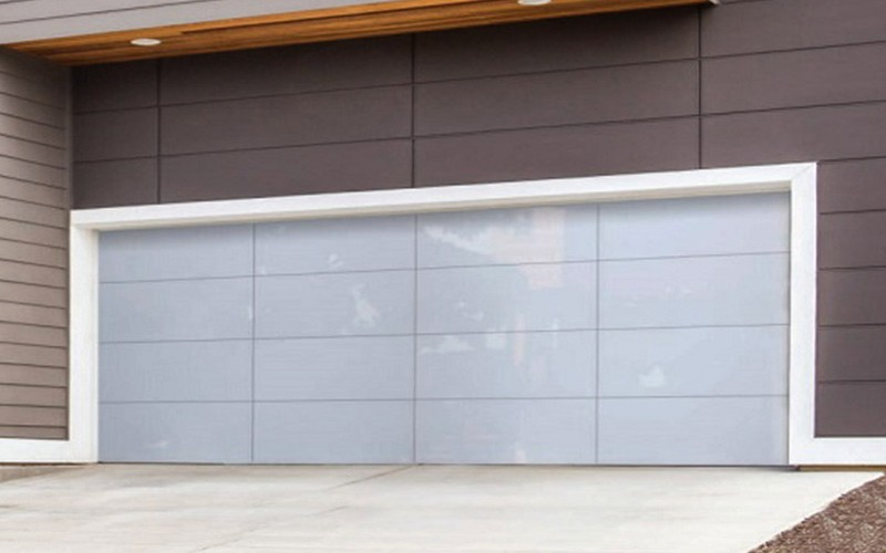 Plank Flush Recessed Northgate Garage Doors Inc